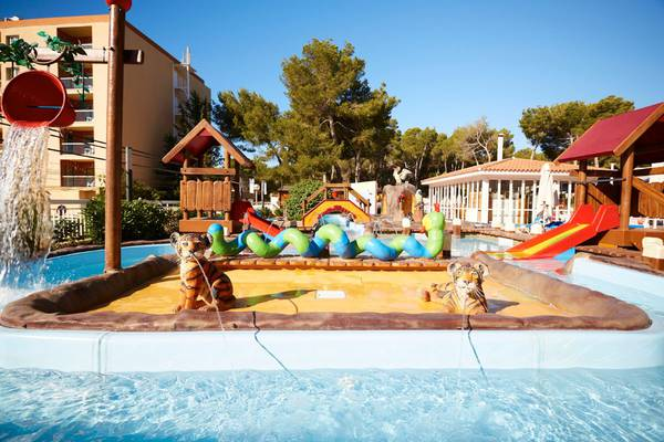 Kinderbecken invisa hotel ereso es canar beach