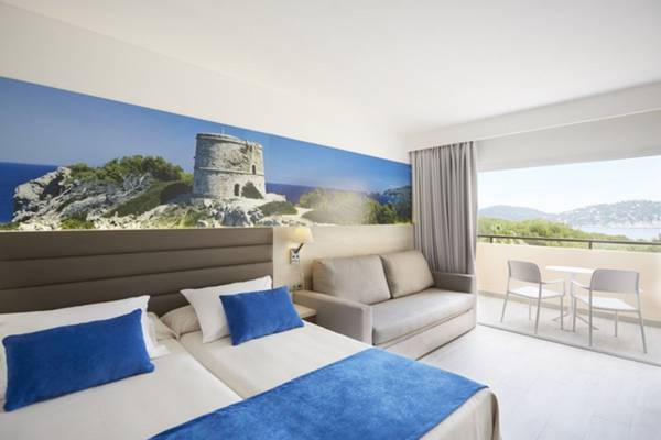 Premium Superior Sea View Invisa Hotel Club Cala Verde in Es Figueral Beach