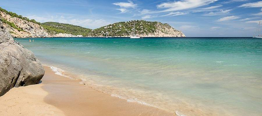 Blue Flag Beaches in Ibiza Invisa Hotels