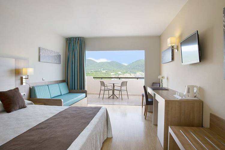 Premium sea view invisa hotel club cala verde es figueral beach