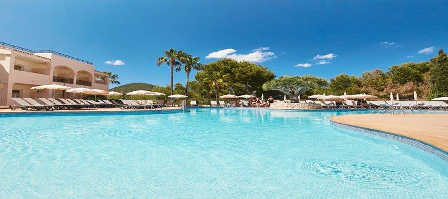 Invisa Figueral Resort Ibiza: Come and Discover Paradise! Invisa Hotels