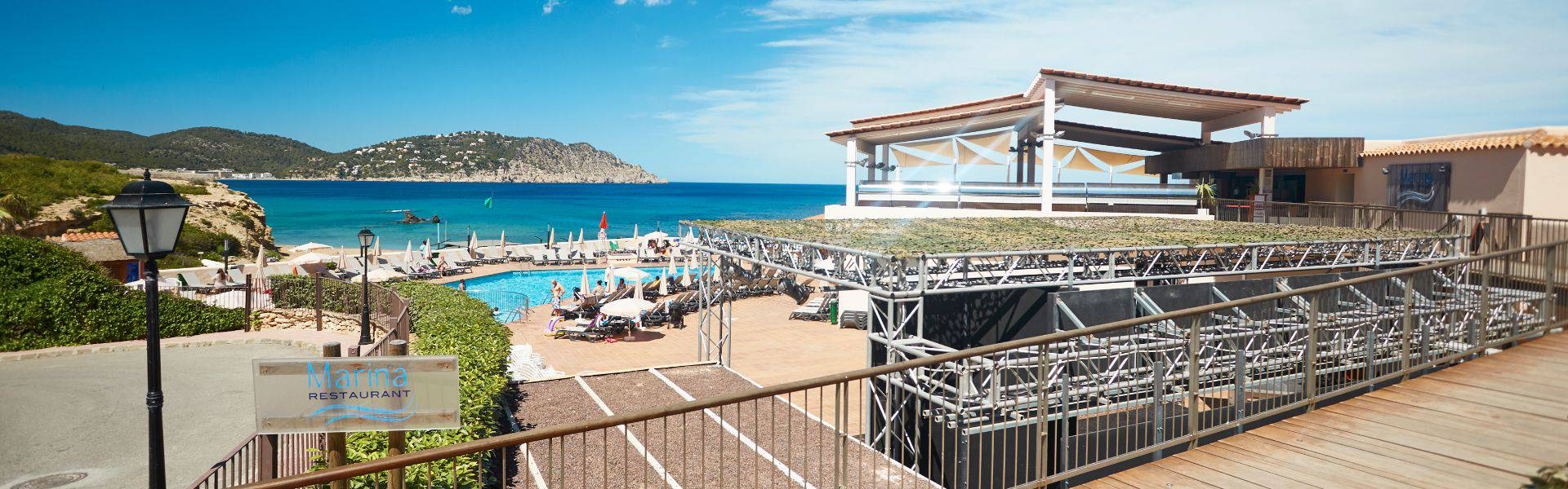 Offers and promotions invisa hotel club cala blanca es figueral beach